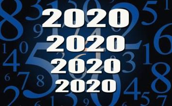 """2020: Οι αριθμοί """"2"""" και """"0"""" της νέας χρονιάς"""