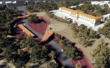 Επανένταξη του Πεδίου του Άρεως στην πόλη: διάχυση πρασίνου, κήποι βροχής και λειτουργικότητα