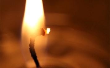 'Το φως που καίει'