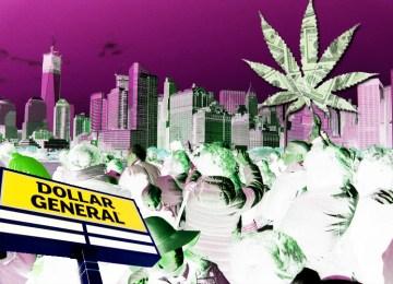 Η νίκη της ναρκοκουλτούρας στη Νέα Υόρκη: λόμπι και 4,2 δισεκατομμυρία δολάρια για μία δυστοπική «πρόοδο»