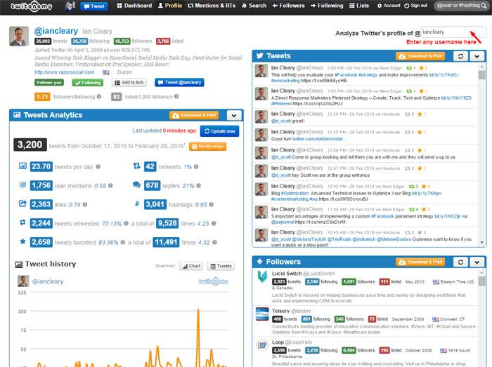"""comment utiliser Twitter pour les entreprises """"style ="""" display: block; marge gauche: auto; margin-right: auto;"""