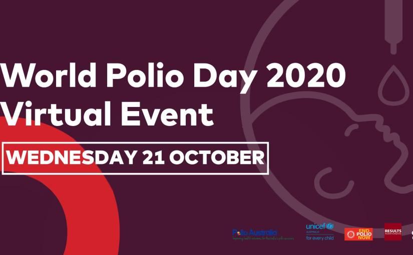 World Polio Day 2020 Virtual Event