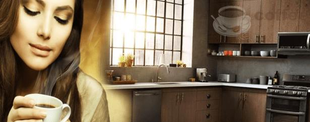 لا تدخلي النسكافيه مطبخك