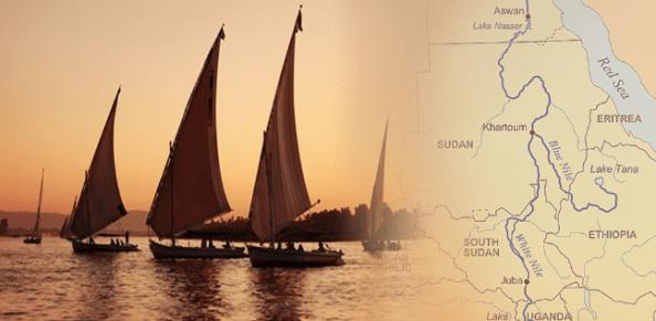 هل نهر النيل من أنهار الجنة