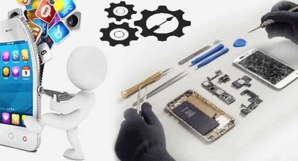 ما هي الأدوات اللازمة لصيانة الهواتف