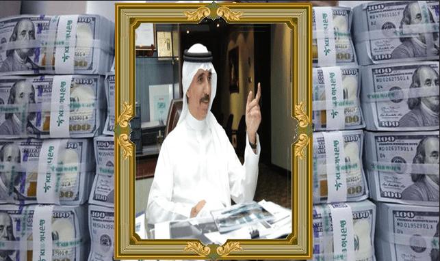 ثروة رجال الاعمال في السعودية