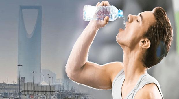 أفضل مياه شرب في السعودية