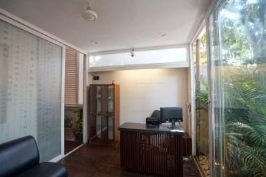 Reception - Samar Ramachandra Associates Office
