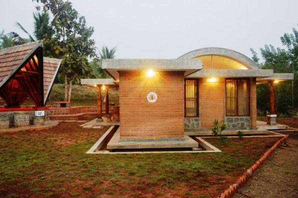 Bhatia farm Residence - Ranjeet Mukherjee