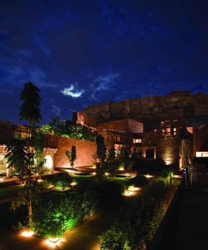 Hotel Raas Jodhpur, Studio Lotus