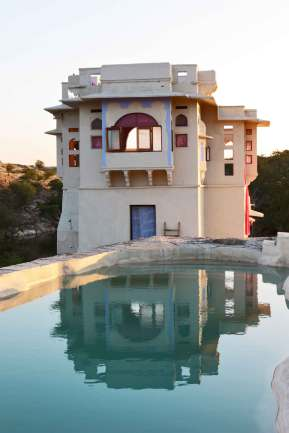 Laxman Sagar Resort - Kamath Design Studio