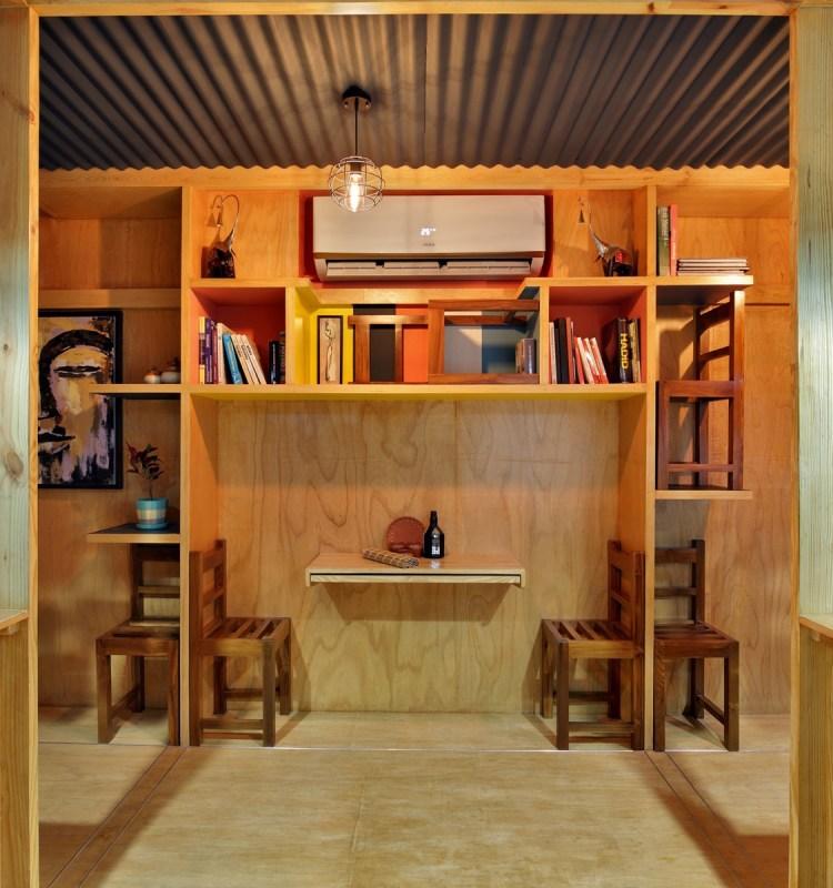 MPDS Office - Manoj Patel Design Studio