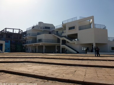 The Mount Litera Zee School at Bhatinda - iStudio Architecture