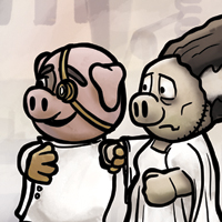 A054-bride-of-frankenswine
