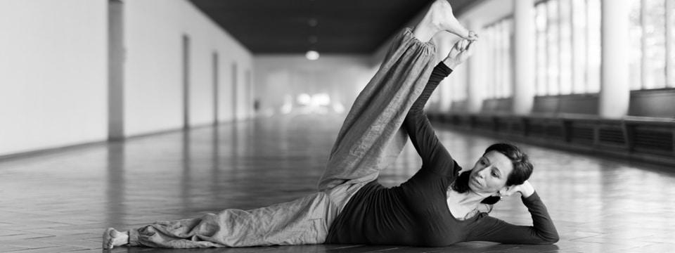 Postura di Ananta – Yoga