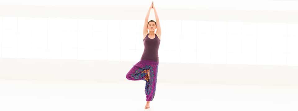 Postura dell'Albero – Yoga