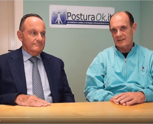 Guarito da cervicalgia e dolori sottoscapolari
