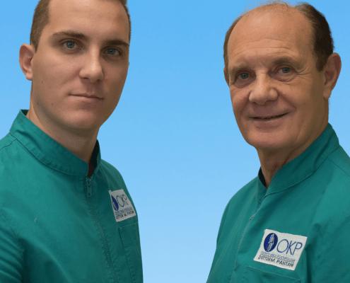 Postura OK - Dott. Marco Pantani (Odontoiatra) e Dott. Massimo Pantani (Gnatologo - Kinesiologo) - Centro Medico in Odonto-Kinesi-Posturologia- Banner Homepage