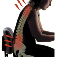 pain when sitting