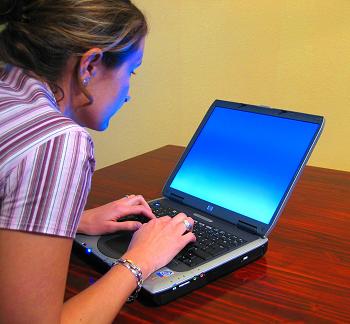 rsi typing posture