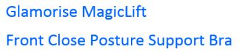 Glamorise Magiclift Bra