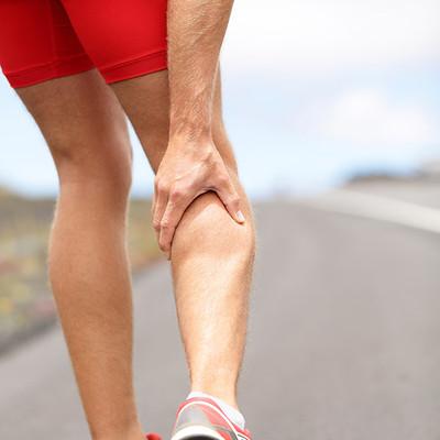 sore calf muscle
