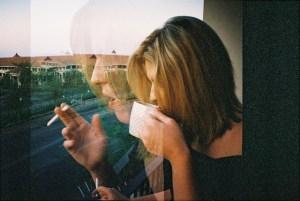 Bad habits sometimes bring pleasure - photo courtesy of Matt Erasmus