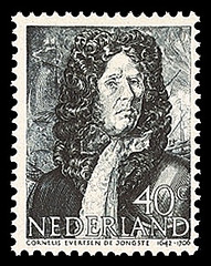 NVPH 421 - Zeehelden - Cornelis Evertsen de Jongste