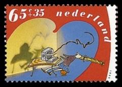 NVPH 1458 - Kinderzegel 1990