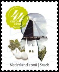 NVPH 2565 - Mooi Nederland 2008 - Sneek
