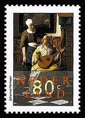 NVPH 1665 - Johannes Vermeer