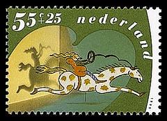 NVPH 1457 - Kinderzegel 1990