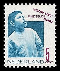 NVPH 241 - Kinderzegel 1931