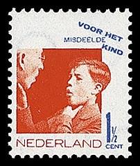 NVPH 240 - Kinderzegel 1931
