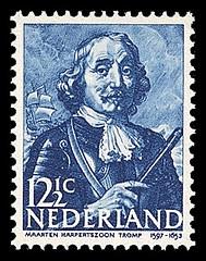 NVPH 414 - Maarten Harpertsz. Tromp