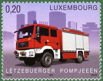 brandweerwagen_luxemburg_postzegel_2009