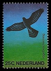 NVPH 1043 - Vogelbescherming