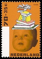 NVPH 1698 - Kinderzegel 1996