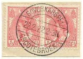Bovenkarspel Grootebroek 1922