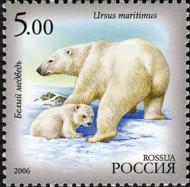 15 ijsbeer Rusland 2006