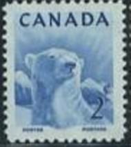 4 ijsbeer Canada 1953