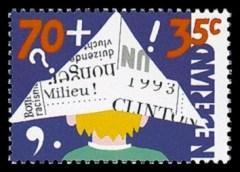 NVPH 1575 - Kinderzegel 1993