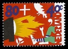 NVPH 1577 - Kinderzegel 1993