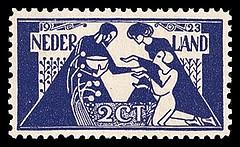 NVPH 134 - Tooropzegels