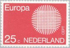 NVPH 971 -Europa-CEPT