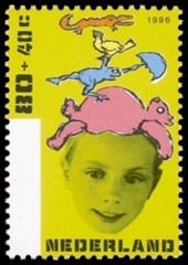 NVPH 1699 - Kinderzegel 1996