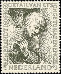 NVPH 672 - Zomerzegel 1956