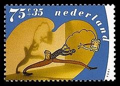NVPH 1459 - Kinderzegel 1990
