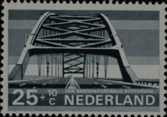 NVPH 904 - Van Brienenoordbrug