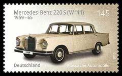 Mercedes Benz 220 S